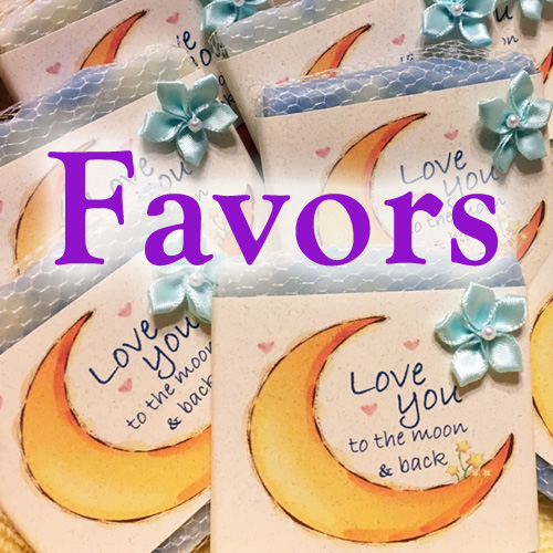 Favors and Gifts