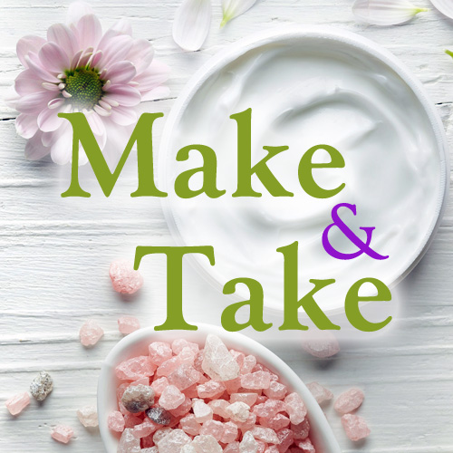 Make and Take party